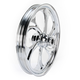 21 in. x 2.15 in. Front Chrome Recoil One-Piece Forged Aluminum Wheel - 21215-9003-105C