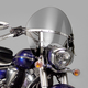15.2 in. Chopped Switchblade Windshield - N21407