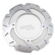 Rear Stainless CX Extreme Vee Brake Rotor - MD6255CX
