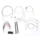 Braided Stainless Steel Cable/Line Kit - B30-1084