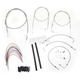 Braided Stainless Steel Cable/Line Kit - B30-1076