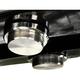 Chrome Saddlebag Slider Kit - 10-000