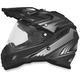 Flat Black Multi FX-41DS Helmet