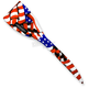 Red/White/Blue American Flag Old School Bandana - OSB1-24