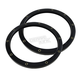 Black Speedo and Tach Clamp Rings - 12-130B