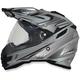 Silver Multi FX-41DS Helmet