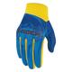 Turquoise/Yellow Arakis Gloves