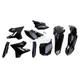 Full Black Replacement Plastics Kit - 2402960001