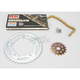 GB525GXW Chain and Sprocket Kit - 3106-010WG