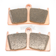 Double-H Sintered Metal Brake Pads - FA613HH