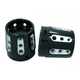 Black Anodized Gatlin Axle Nut Covers - AXL-GAT-ANO-TOU