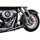 Black Night Series Diamond Brake Arm - FLB-400IN