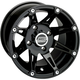 Gloss Black Type 387 X Wheel - 0230-0630
