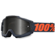Gray/Orange Accuri Sand Gunmetal Goggle w/Dark Smoke Lens - 50201-025-02