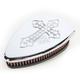 Chrome Spanish Cross Big Air Kit - BA-2062-91