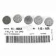 13mm Valve Shim Kit - 2.15mm - 5PK1300215