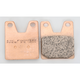 Double-H Sintered Metal Brake Pads - FA267HH