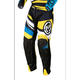Black/Blue/Yellow M1 Pants
