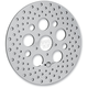 Front 11.8in. Stainless Steel Drilled Brake Rotor - 1710-1061