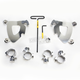 No-Tool Trigger-Lock Hardware Kits for Gauntlet Fairing - MEK2002