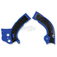 Blue/Black X-Grip Frame Guards - 2374261034