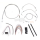 Braided Stainless Steel Cable/Line Kit - B30-1092