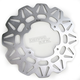 Front Stainless CX Extreme Vee Brake Rotor - MD6314CX
