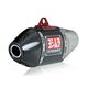 Stainless/Carbon Fiber/Carbon Fiber Signature RS-4 Dual Exhaust System - 116600D220