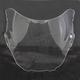 Clear Polycarbonate Windscreen - WSPC501