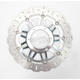 Polished Pro-Lite Contour Brake Rotor - MD1137SCC