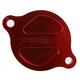 Red Magnetic Oil Filter Cover - 03-01980-24