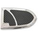 Chrome Brake Pedal Cover - IBP-0001-C