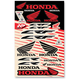 Universal Honda Sticker Kit - N30-1047