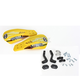 Yellow Qualifier Handguards w/Plastic Mounting Hardware - 0635-1082