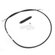 Black Vinyl High Efficiency Clutch Cable - 0652-1918