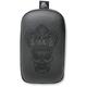 Crown Skull w/Phantom Gel Ghoul Pillion Pad - SE303VCSB