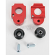 Red Axle Block Sliders - DRAX-102-RD