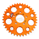 Orange Rear Sprocket