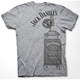 Gray Large Bottle T-Shirt