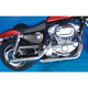 Chrome 2 in. Drag Pipe Extensions - 30-0444
