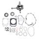 Stroker Crankshaft Bottom End 710cc Kit - CBK0181