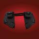 Black Classic Pac-A-Derm - K70-110BK