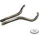Gangsta Style 187R Exhaust System w/Slash Cut Tips for Right Side Drive - LA-1187-02
