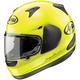 Fluorescent Yellow Signet-Q Helmet