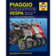 Piaggio and Vespa Scooters 1991-2006 Manual - 0100-0822
