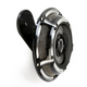 Black Slot Track Billet Horn Kit - 70-216