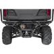 Black Powdercoat Rear Bumper - 0530-1331