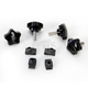 Expedition Side Case Quick Release Knobs - 3501-0995