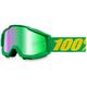 Accuri Forrest Goggle w/Mirror Green Lens - 50210-134-02