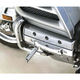 Chrome Aero Flip-Out Highway Pegs - GL18003